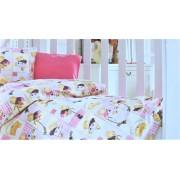 """Бебешки спален комплект Ранфорс """"Sweet Little Bear"""" – 100% Памук"""