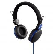 Thomson Hoofdtelefoon HED2203 zwart-blauw
