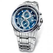 Orologio citizen uomo ca0345-51l mod. crono supertitanio