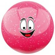 Hockeygear.eu hockeybal Emoticon glitter roze smile