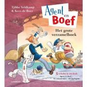 Agent en Boef het grote verzamelboek - Tjibbe Veldkamp en Kees de Boer
