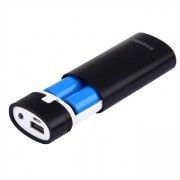 DIY 2x 18650 Batteri Portabel Power Bank