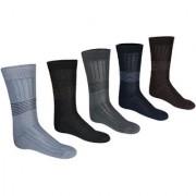 Avyagra Presents Tiger Range of Mid Calf Length Socks For Men