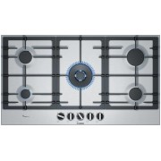Bosch 90cm Serie 6 Natural Gas Cooktop (PCR9A5B90A)