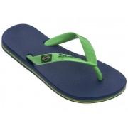 Ipanema Classic Brasil Kids jongens slippers - Kobalt - Size: 37