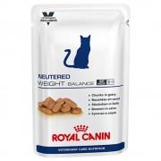 Royal Canin Veterinary Diet Royal Canin Neutered Weight Balance Vet Care - 12 x 100 g