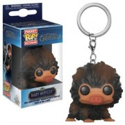 Pop! Keychain Fantastic Beasts: The Crimes of Gindelwald Brown Baby Niffler Pop! Keychain