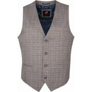 Suitable Vero Weste Braun - Khaki Größe 52