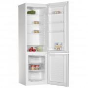 Combina frigorifica Candy CM 3352 W, Static, 252 L, Control mecanic, Iluminare interioara LED, Sertar fructe/legume, Clasa A+, H 181 cm, Alb