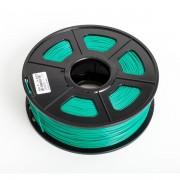 Filament 3D PLA verde închis