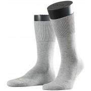 Falke Sokken Run Socks Licht Grijs / male