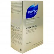 Phyto huile d'alés trattamento olio idratante per capelli secchi 5 fiale da 10 ml