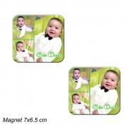 Magnet Cu Trei Fotografii