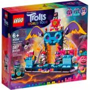 LEGO Trolls - Volcano Rock City concert 41254