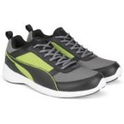 Puma Zen Evo IDP Running Shoe For Men(Black, Green)