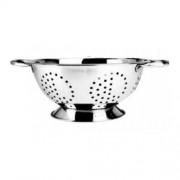 Strecuratoare inox 28 cm, 2 manere, Vanora