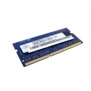 4Go RAM PC Portable SODIMM DDR3 PC3-12800S Nanya NT4GC64B88B0NS-DI CL11