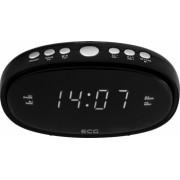 Radio cu ceas ECG RB 010 negru FM Digital memorie 10 posturi alarma dubla