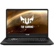 "Laptop Gaming Asus TUF FX705DT-AU027 (Procesor AMD Ryzen 7 3750H (6M Cache, up to 4.00 GHz), 17.3"" FHD, 8GB, 512GB SSD, nVidia GeForce GTX 1650 @4GB, Negru)"