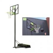 Poteau basket à cercle dunk portable EXIT