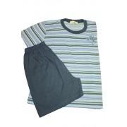 Pegas chlapecké pyžamo světle modrá 7-8 let