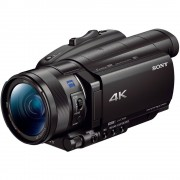 SONY FDR-AX700 4K HDR Caméscope (Version Anglaise)