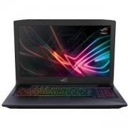 Лаптоп ASUS GL703GE-GC024, 17.3 инча FHD IPS (1920 x 1080), 8 GB DDR4, 1 TB HDD, Intel Core i7-8750H, NVIDIA GeForce GTX 1050Ti