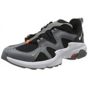 Nike Air MAX Graviton--002 Zapatillas para Hombre, Color Black/White-Cool Grey-Total Orange, 12