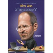 Who Was Steve Jobs?, Paperback
