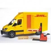 Bruder DHL Van Mercedes Benz Sprinter 1:16 02534