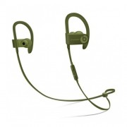 HEADPHONES, Beats Powerbeats 3, Neighborhood Collection, Bluetooth, Microphone, Turf Green (MQ382ZM/A)