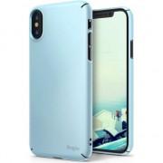 Husa telefon rearth Etui Ringke Slim Apple iPhone X Xs Sky Blue