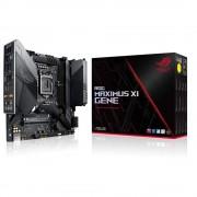 MB, ASUS ROG MAXIMUS XI GENE, Aura Sync, WiFI AC /Intel Z390/ DDR4/ LGA1151 (90MB10E0-M0EAY0)