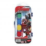 Acuarele 12 culori Daco Avengers