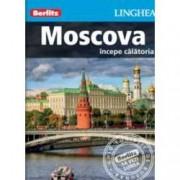 Moscova - incepe calatoria