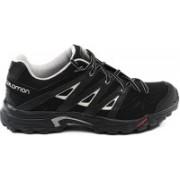 Salomon Eskape Aero Black/Bk/Ptr Hiking & Trekking Shoes For Men(Black)