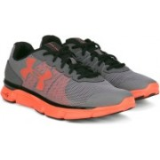 Under Armour Micro G Speed Swift Running Shoes For Men(Grey)