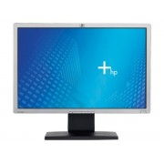 Monitor 24 inch LCD, HP LP2465, Full HD, Black, Fara Picior