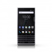 Blackberry Key2 (64GB, Single Sim, Silver, Special Import)