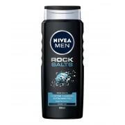 Nivea Gel de dus, Barbati, 500 ml, Rock Salts
