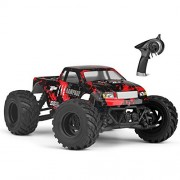 Fistone Fistone RC Car 2.4G 4WD Full Proportion 18 Mph High Speed Rampage Buggy Big Foot Electric Off Road Vehicle All Terrain Monster Truck Model RTR Hobby Car