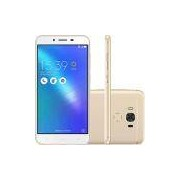 Smartphone Asus Zenfone 3 Max Dual Chip Android 6.0 Tela 5.5 Qualcomm Snapdragon 32GB 4G Câmera 16MP - Dourado