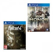 Комплект Игри - For Honor + Fallout 4 за Playstation 4, PS4