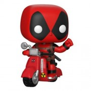 Pop! Vinyl Figura Pop! Vinyl Deadpool en Scooter - Marvel Deadpool