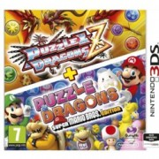 Puzzle and Dragons Z + Puzzle and Dragons Super Mario Bros, за 3DS