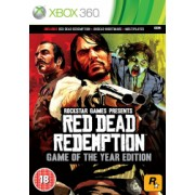 Joc Red Dead Redemption Game Of The Year Pentru Xbox 360