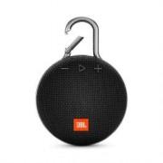 JBL Altavoz Bluetooth portátil JBL Clip 3 Midnight Black