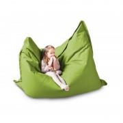 CrazyShop sedací vak KIDS, neonově zelená