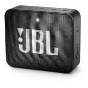 JBL GO 2 portable bluetooth speaker Zwart
