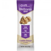 Wellness Bar Cookie Dough Flavor, 12 each